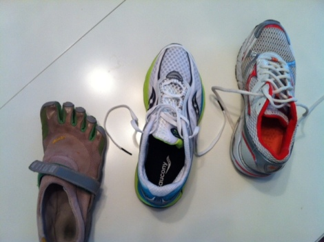 evolution of the shoe