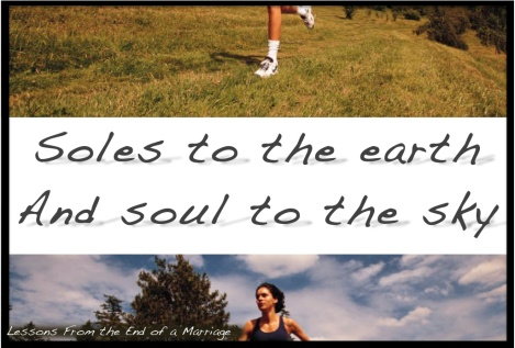 soles to the earth