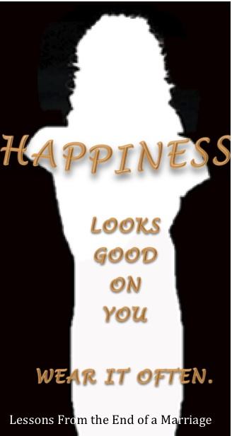 happiness looks good