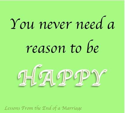 happy reason